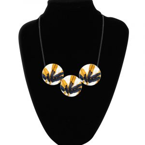 Gold-and-Navy-Flower