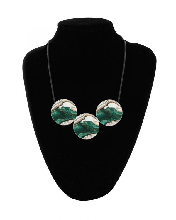 Green Gemstone Small