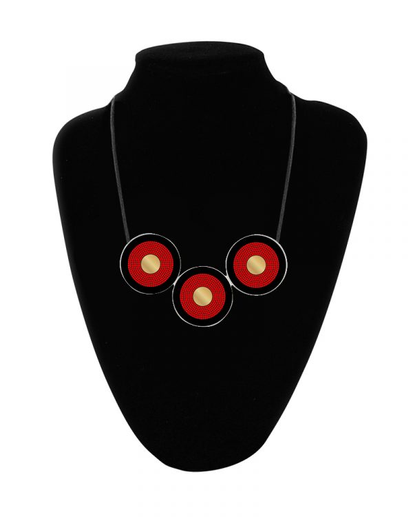 Exotic Bead Red Small