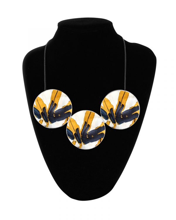 Gold-and-Navy-Flower-Large
